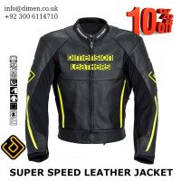Super Speed Leather Jacket defines a new evolutionary step in the world of leather biker jackets. The perfect safety and comfort is provided by Pro-Armor protector sliders - for the first time on a garment of this class.Cowhide Leather (Drum Dyed) with 1.3 mm thickness CE professional protectors on Elbows , Shoulders, and the Back Neoprene on back of collar for maximum riding comfort Pre-curved arms for bikers position Adjustable sleeve snaps Removable quilted lining for winter riding Original YKK Zippers Available in Different Colors Polyester Inner Lining & inside Pocket Fine premium stitching All sizes and Colors AvailableThere may be a slight variation in color due to photography light effects and computer color resolution but colors will be used matching the Originals.#superspeedleatherjacket #dimensionjacket #dimensionleathers #motorcycle #motorbike #motorcycles #roadbike #motorcyclelife #mutt #muttmotorcycles #motorbikes #roadbikes #motorcycleclub #motorcyclephotography #roadbikelife #motorcycleadventure #motorcyclelove #motorcycleracing #motorcyclelifestyle #motorbikelife #motorbikesofinstagram #motorbiker #muttsofinstagram #motorcyclelover #motorcycleshop #motorcyclejacket #motorbikeriding #motorbikelove #motorcyclegear #motorcycleleatherjackethttps://dimen.co.uk/motorcycle-gears/leather-collection/motorcycle-leather-jackets/super-speed-leather-jacket