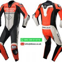 MOTOSPEED TRACK READY RACE SUIT @Enjoy Your RidePremium leather main chassis constructed from 1.3mm genuine cowhide leather Stretch fabric panels on sleeves, crotch further improve fit and feel Ergonomic back hump, sculpted for better airflow and performance at high speed Large perforated leather panels for maximum ventilation Integrated padding for increased comfort and protection Chest pad compartments for chest pads (sold separately) Inner waterproof wallet pocket Adjustable snap button system to integrate the Level 1 CE-certified back protector Comfort fabric on collar Level 1 CE-certified protectors on shoulders, elbow and knee Removable and replaceable Sport knee slider#ridinggear #bikelife #motorcycle #jacket #motorcyclelove #riding #motorcyclegear #motogear #dimensioninstagram #custom #bikersofinstagram #bikersuit #motogp #biker #motorsport #riders #safetygear #racing #likeFor order: info@dimen.co.uk WhatsApp: +92 300 6114710 Website: www.dimen.co.uk
