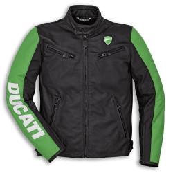 Leather jacket Ducati Company C3