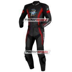 MV agusta motorbike motorcycle biker racing leather suit